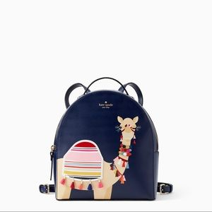 Kate spade Spice Things Up Camel Sammi Backpack